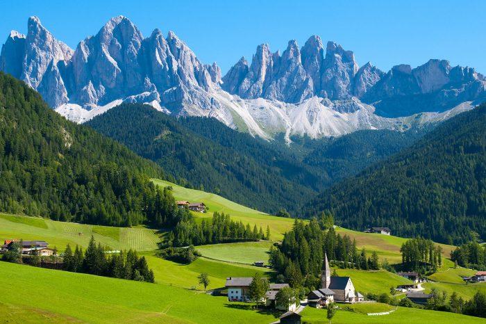 Очарованието на Швейцария